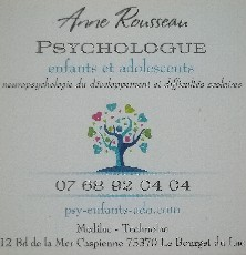 Anne Rousseau Le Bourget du Lac