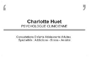 logo Huet Charlotte Psychologue