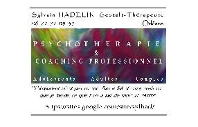 Psychothérapie (Gestalt)  Couples, adultes, adolescents, Coaching professionnel Orleans