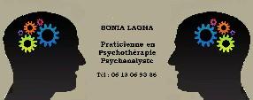 Psychotherapeute Psychanalyste Sonia Lagha Marseille