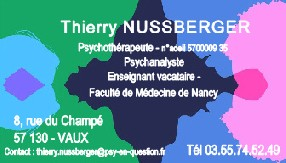 logo Thierry NUSSBERGER