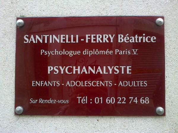 SANTINELLI La Ferté sous Jouarre